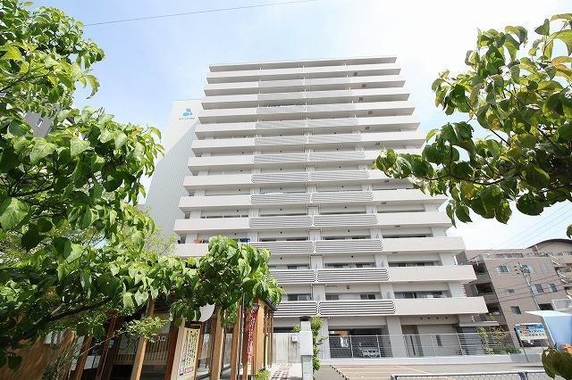 有限会社グローバル住宅 外観写真 アルファステイツよさこい咲都 高知駅徒歩圏内の外観写真