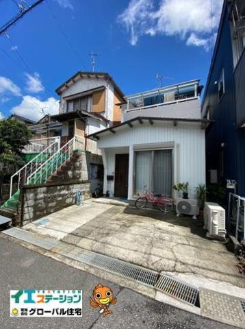 有限会社グローバル住宅 外観写真 高知市神田 内外装リフォーム 中古戸建の外観写真