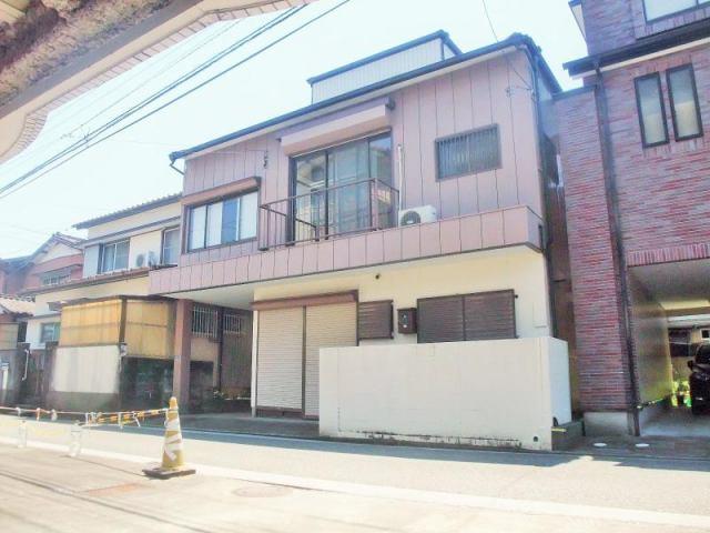有限会社グローバル住宅 外観写真 高知市吉田町 小学校近く 売中古戸建の外観写真