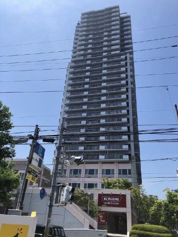 有限会社グローバル住宅 外観写真 高知市九反田 トップワン四国22階部分 2LDKの外観写真