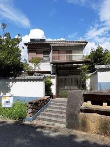 有限会社グローバル住宅 外観写真 高知市宮前町 約90坪の敷地 中古一戸建ての外観写真