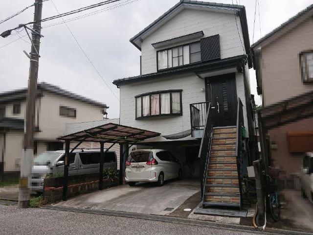 有限会社グローバル住宅 外観写真 高知市福井町 横内小学校区 売り中古一戸建ての外観写真
