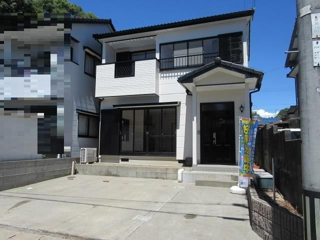 有限会社グローバル住宅 外観写真 高知市瀬戸西町 内外リフォーム済 中古一戸建ての外観写真