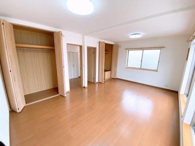 有限会社グローバル住宅 内観写真 様々な用途にお使いできます。