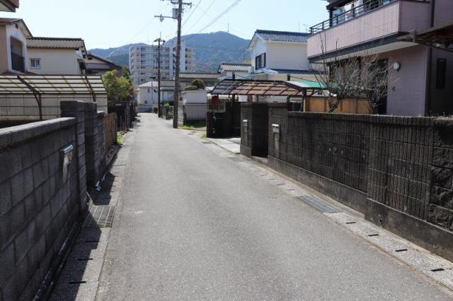 有限会社グローバル住宅 内観写真 高知市神田売り土地 建築条件なしの内観写真
