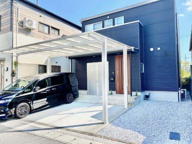 有限会社グローバル住宅 外観写真 高知市北川添 2016年築 築浅中古住宅 3SLDKの外観写真