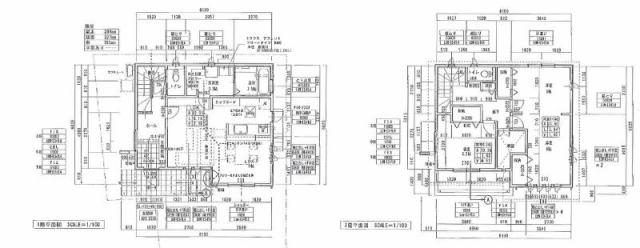 有限会社グローバル住宅 間取り 高知市弥生町 新築一戸建て オール電化の間取り