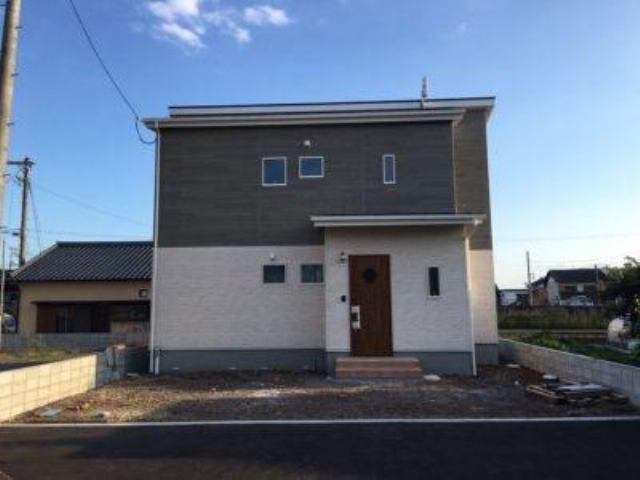 有限会社グローバル住宅 外観写真 香美市土佐山田町 新築D号地の外観写真