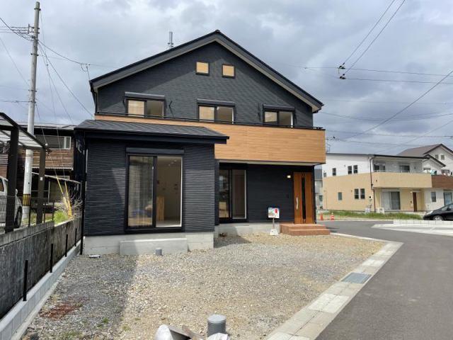 有限会社グローバル住宅 外観写真 高知市東城山 新築 B号地の外観写真