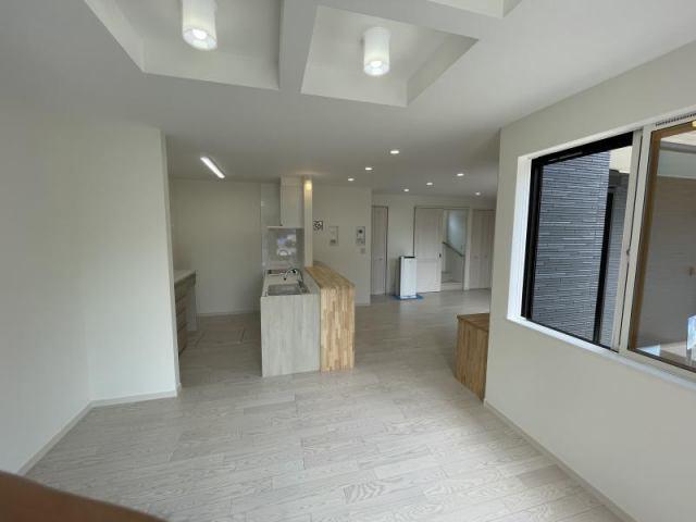 有限会社グローバル住宅 内観写真 高知市東城山 新築 B号地の内観写真