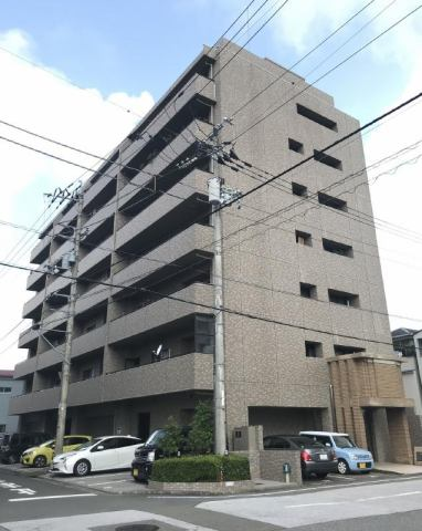 有限会社グローバル住宅 外観写真 高知市城見町 サーパス城見 3LDKの外観写真