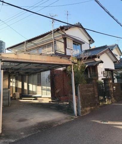 有限会社グローバル住宅 外観写真 高知市愛宕山南町 中古住宅 角地 5SDKの外観写真
