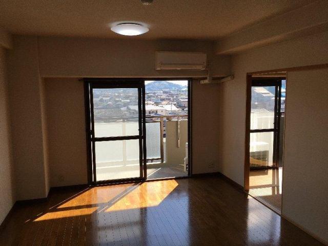 有限会社グローバル住宅 内観写真 高知市高須 サーパス高須一番館 手直し不要 6階部の内観写真