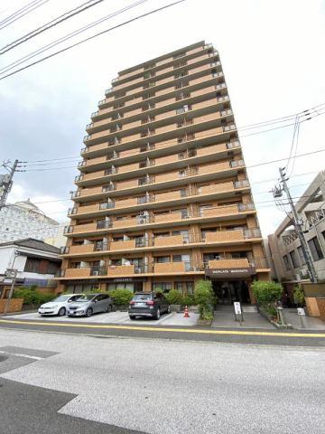 有限会社グローバル住宅 外観写真 高知市升形 ダイアパレス升形 角部屋の外観写真