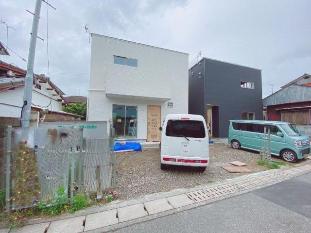 有限会社グローバル住宅 外観写真 高知市城山町 新築一戸建て オール電化の外観写真