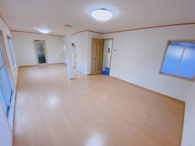 有限会社グローバル住宅 内観写真 高知市朝倉己 リフォーム物件 3LDKの内観写真