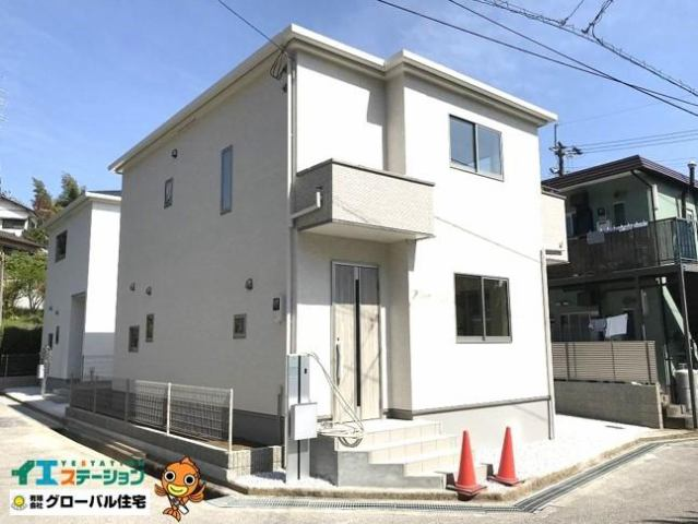 有限会社グローバル住宅 外観写真 高知市上本宮町 新築一戸建て 耐震等級3のお家の外観写真