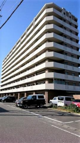 有限会社グローバル住宅 外観写真 高知市北久保 アルファステイツ北久保II 駐車場1台の外観写真