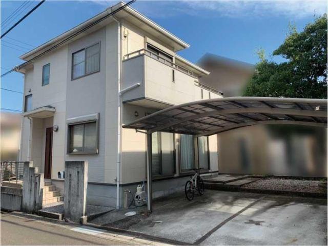 有限会社グローバル住宅 外観写真 高知市池 中古住宅 角地 4LDKの外観写真