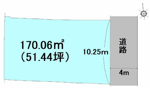 有限会社グローバル住宅 外観写真 実測値の数値です。