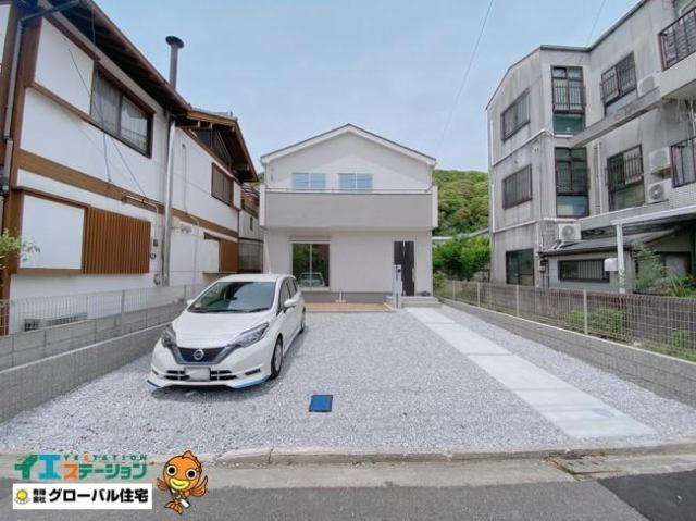 有限会社グローバル住宅 外観写真 高知市塩屋崎町 耐震等級3!新築一戸建て3LDKの外観写真