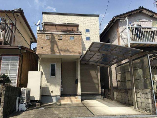 有限会社グローバル住宅 外観写真 高知市高須東町 中古住宅 2LDKの外観写真
