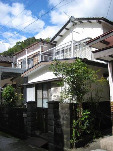 有限会社グローバル住宅 外観写真 高知市北秦泉寺 中古住宅 4DKの外観写真