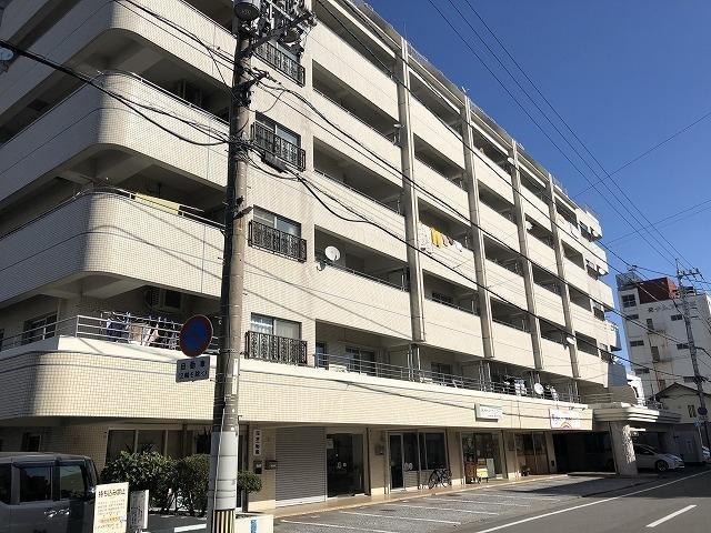 有限会社グローバル住宅 外観写真 高知市知寄町 シティ・コア80 ペット可の外観写真