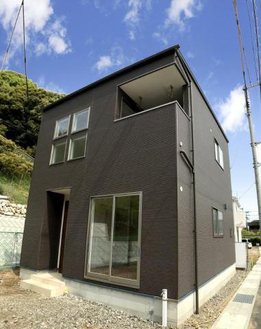 有限会社グローバル住宅 外観写真 高知市横浜 新築一戸建て 耐震等級3相当 3LDKの外観写真