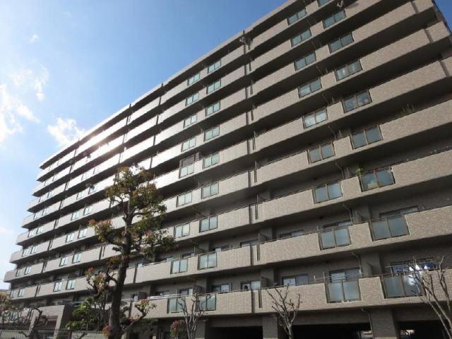 有限会社グローバル住宅 外観写真 サーパス高須二番館 4LDK 角部屋 リフォーム物の外観写真