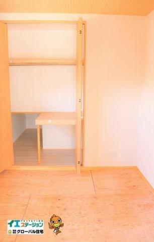 有限会社グローバル住宅 内観写真 高知市朝倉本町新築住宅 角地 南向き 4LDKの内観写真
