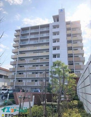 有限会社グローバル住宅 外観写真 高知市神田 アルファスマート神田公園 2SLDKの外観写真