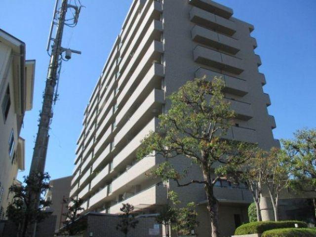 有限会社グローバル住宅 外観写真 高知市北本町 サーパス北本町第2 3LDKの外観写真