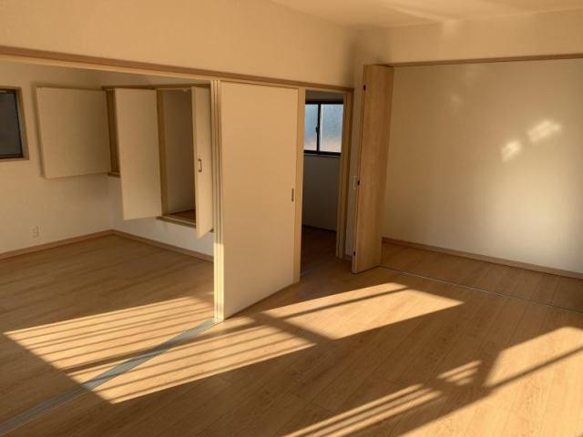 有限会社グローバル住宅 内観写真 高知市神田 中古住宅 全面リフォーム済 3LDKの内観写真