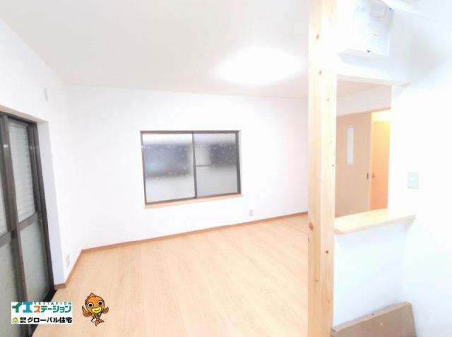 有限会社グローバル住宅 内観写真 高知市神田 中古住宅 3LDK リフォーム物件の内観写真