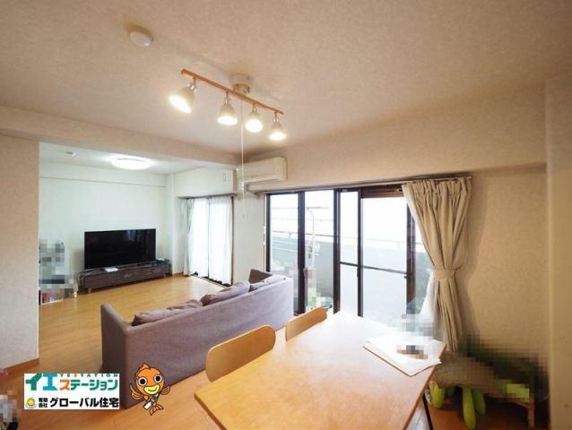 有限会社グローバル住宅 内観写真 高知市神田 サーパス神田公園 3LDKの内観写真