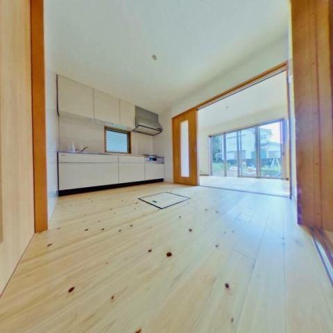 有限会社グローバル住宅 内観写真 高知市山ノ端 中古住宅 4DK 築1年未満の内観写真