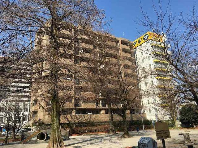 有限会社グローバル住宅 外観写真 高知市北本町 ディアハイム高知の外観写真
