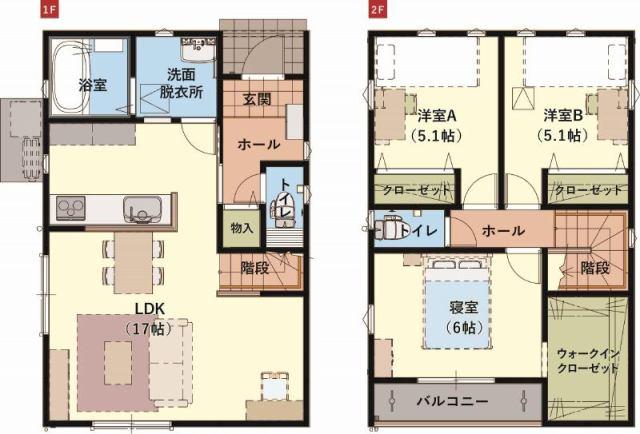 有限会社グローバル住宅 外観写真 高知市桜井町 新築一戸建て 3LDKの外観写真