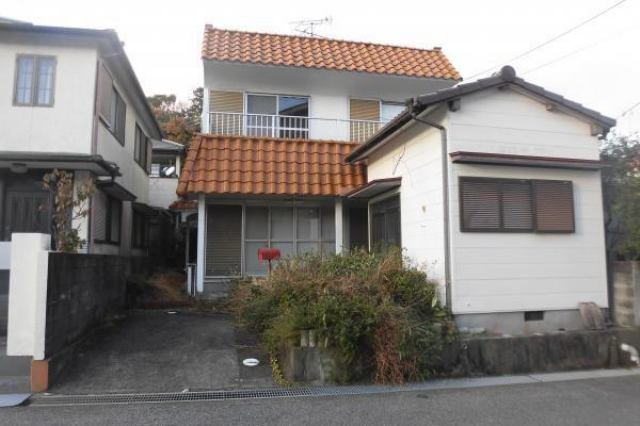 有限会社グローバル住宅 外観写真 高知市横浜 中古住宅 内外リフォーム 3LDKの外観写真