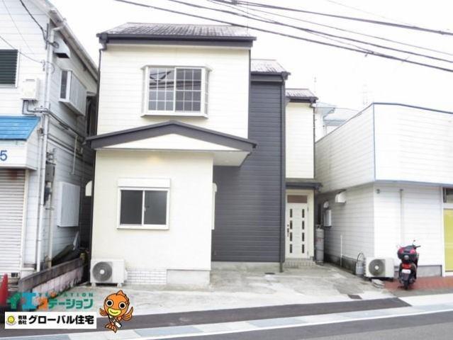 有限会社グローバル住宅 外観写真 高知市一宮中町 中古住宅 3LDKの外観写真