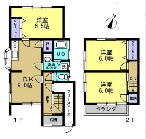 有限会社グローバル住宅 外観写真 高知市十津 中古住宅 3LDKの外観写真