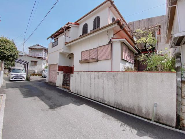 有限会社グローバル住宅 外観写真 高知市佐々木町 売り土地 約70坪の外観写真