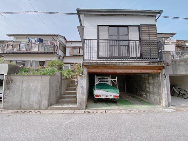 有限会社グローバル住宅 外観写真 高知市福井町 中古住宅 4LDK リフォーム物件の外観写真