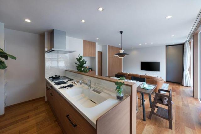 有限会社グローバル住宅 内観写真 高知市介良 モデルハウス 3SLDKの内観写真