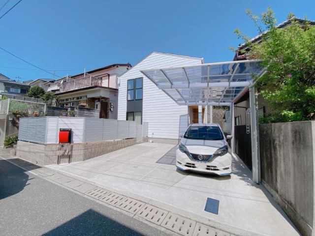有限会社グローバル住宅 外観写真 高知市福井町 災害エリア外の築浅 中古住宅 3LDKの外観写真
