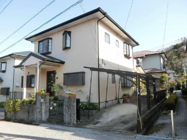 有限会社グローバル住宅 外観写真 高知市潮見台 中古住宅 5SLDKの外観写真