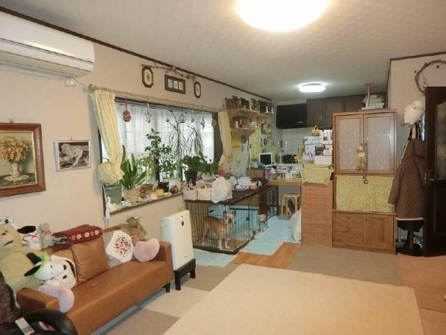 有限会社グローバル住宅 内観写真 高知市潮見台 中古住宅 5SLDKの内観写真