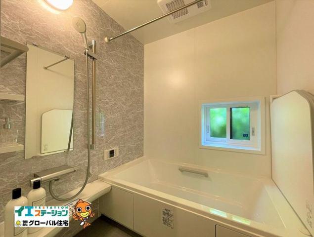 有限会社グローバル住宅 内観写真 ゆったりとしたお風呂