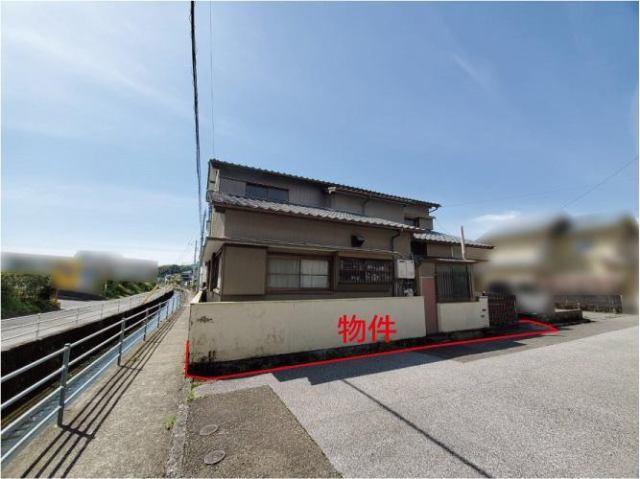 有限会社グローバル住宅 外観写真 高知市中万々 売り土地 約42坪の外観写真